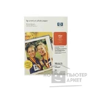 Бумага широкоформатная HP Hp Q2519A  Premium Photo Paper, A4, 20 sheets