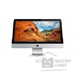 "Моноблок Apple iMac Z0QX001WZ, MF886C132GH1V1RU/ A 27"" Retina 5K i7 4.0GHz Turbo Boost up to 4.4GHz/ 32GB 1600MHz DDR3 SDRAM 4x8GB/ 3TB Fusion/ AMD Radeon R9 M295X 4GB GDDR5"