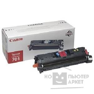 ��������� ��������� Canon Cartridge 701M 9285A003 ����� ��������  701 Magenta for LBP-5200