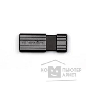 носитель информации Verbatim USB Drive 32Gb Pin Stripe Black 049064
