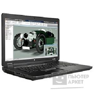 "Ноутбук Hp ZBook 17 [J8Z62EA] Core i7-4710MQ 2.5GHz,17.3"" FHD LED AG Cam,8GB DDR3L 2 ,256GB SSD,DVDRW,NV K3100M 4GB,WiFi,BT,8CLL,FPR,3.47kg,3y,Win7Pro 64 +Win8Pro 64"