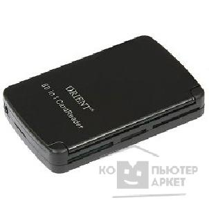 Устройство считывания Orient USB 2.0 Card Reader/ W ALL-in-one + HUB 2port USB 2.0, ext.  BA-200 SDHC Ready