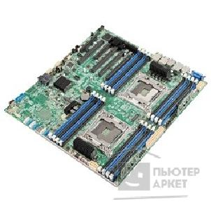 "Intel Серверная материнская плата  S2600CW2R, C612, Socket R3 E5-2600 v3 product family, SSI EEB 12"" x 13"", Rack or Pedestal DBS2600CW2R Cottonwood Pass"