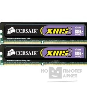 Модуль памяти Corsair  DDR-II 4GB PC2-6400 800MHz Kit 2 x 2GB  [TWIN2X4096-6400C5/ G]