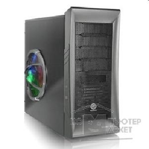 Корпус Thermaltake MidiTower  VI6001BNS Strike MX Black/ Без БП!