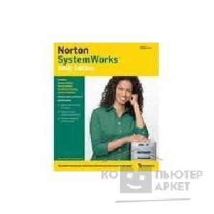 Программное обеспечение Symantec 10931323 - Norton SystemWorks BASIC NSW BASIC 2007 RET