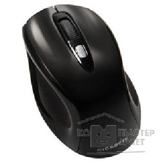 Gigabyte Мышь  GM-M7600 Wireless Nano Black USB