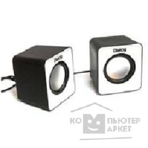 Колонки Dialog Colibri AC-02UP BLACK-WHITE