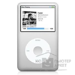 Плеер Apple iPod classic 160GB - silver MC293RU/ A, MC293QB/ A
