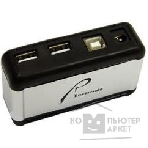 Контроллер Rover Computers Rovermate Seveh Adaptmate-076 расширитель портов мини USB2.0 7 портов с внеш. питанием