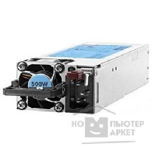 Hp Блок питания  500W FS Plat Ht Plg Pwr Supply Kit 720478-B21