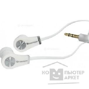Наушники Soundtronix  S-233 FLAT, WHITE