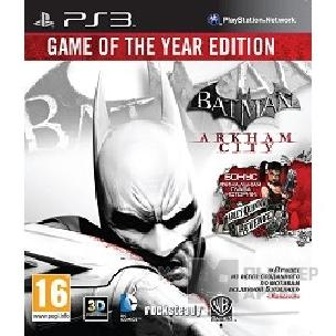 Sony ���� ��� ��������� PS3: Batman: Arkham City Game of the Year Edition ������� ��������