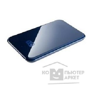 "носитель информации 3Q Portable HDD external 1000 GB, blue&blue, 2.5"" SATA HDD 5400rpm inside, USB 2.0, Palette, RTL.HDD-U265-DD1000"