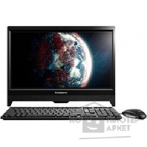 "Моноблок Lenovo IdeaCentre C260 [57326457] Black 19.5"" HD+ J1850/ 4GB/ 500GB/ DVDRW/ WiFi/ cam/ DOS/ k+m"