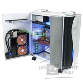 Корпус Thermaltake MidiTower  VB5001SNA Taichi/ Silver/ with liquid cooling kit,без б/ п