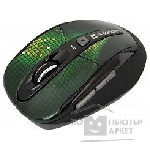 Мышь Defender To-GO MS-585 Nano Disco Green