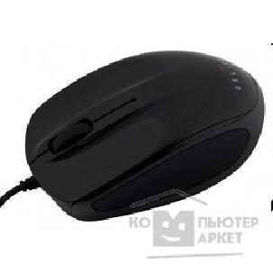 Мышь Oklick 530S black optical mouse, USB, 800dpi