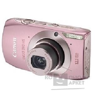 Цифровая фотокамера Canon IXUS 310 HS Touch LCD pink