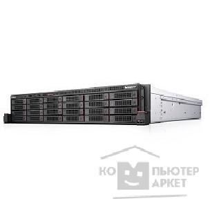 "Сервер Lenovo ThinkServer RD450 ThinkServer RD450 8 x 3.5"" 1 x Xeon E5-2609v3 1 x 8Gb DDR4 RDIMM no HDD RAID 110i Integrated Ethernet w/ 1 x Riser Card No TPM Module no iKVM Key Slim DVD-RW Slide Rail Kit No"