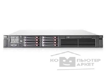 Сервер Hp 470065-250 DL380G6 E5504 2.0GHz-4MB Quad Core 1P, 2x2GB RDIMM 146GB P410i/ 256