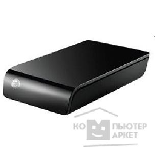 "Носитель информации Seagate HDD  1Tb 3.5"" Expansion Desktop ST310005EXD101-RK, USB 2.0, black"