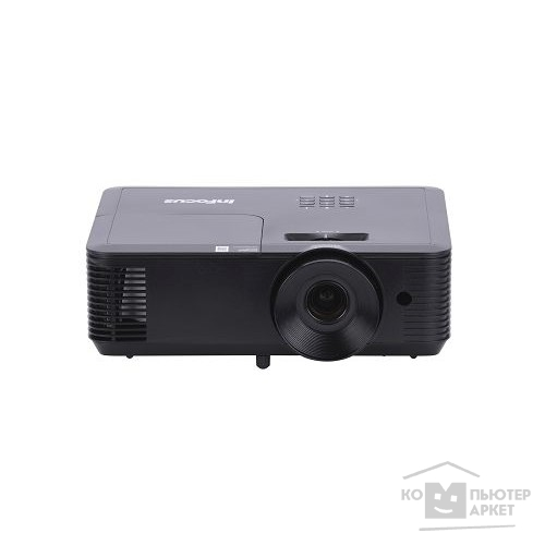 INFOCUS IN112aa Проектор {DLP 3800Lm SVGA (1.94-2.16:1) 30000:1 HDMI1.4 D-Sub S-video Audioin Audioout USB-A(power) 3W 2.6 кг}/InFocus IN112AA IN112AA