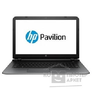 "Ноутбук Hp 17-p101ur [P0F12EA] 17.3"" HD+ Pen 3825U/ 4Gb/ 500Gb/ DVDRW/ W10"