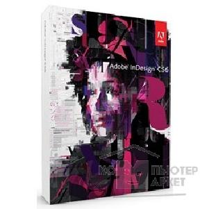Неисключительное право на использование ПО Adobe 65225137BA01A12 InDesign CC ALL Multiple Platforms Multi European Languages Licensing Subscription