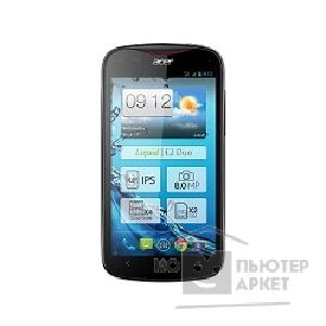 Смартфон Acer Liquid E2 Duo V370 Dual Sim Black