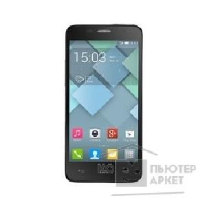 "Мобильный телефон Alcatel  IDOL MINI 6012X Silver / 1 sim/ Android/ 2x1300MHz/ IPS/ 4.3""/ 480x854/ 5.0mpx/ 4GB/ micro"