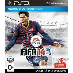 Sony ���� ��� ��������� PS3: FIFA 14 � ���������� PS Move  ������� ������
