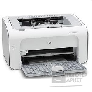 Принтер Hp LaserJet Pro P1102 option B19