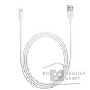 Аксессуар Apple MD818ZM/ A  Lightning to USB Cable 1 m