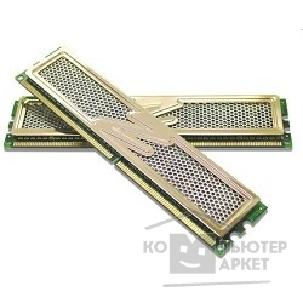 Модуль памяти Ocz DDR-II 2GB PC-6400 800MHz Kit 2 x 1Gb [OСZ2G800R22GK] Gold XTC