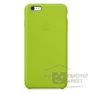 Аксессуар Apple MGXX2ZM/ A  iPhone 6 Plus Silicon Case - Green
