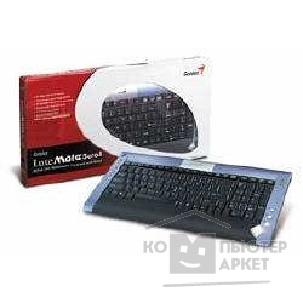 Клавиатура Genius Keyboard  LuxeMate Scroll USB+PS/ 2, Multimedia