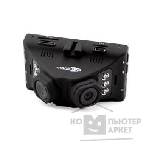 "gmini Видеорегистратор  MagicEye W20Twin WideAngle 220; 1920x540; LCD 2.7"" Wide; G-sensor; IR light; HDMI"