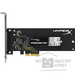 накопитель Kingston SSD 240GB M.2 HyperX Predator SHPM2280P2H/ 240G
