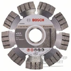 Bosch Bosch 2608602651 Алмазный диск Best for Concrete115-22,23