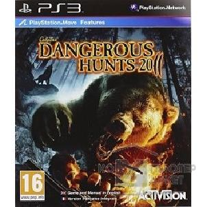 ���� Cabela's Dangerous Hunts 2011 � ���������� PS Move