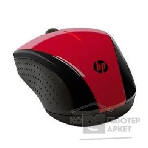 Опция для ноутбука Hp Mouse  Wireless Mouse X3000 Red/ Black  N4G65AA