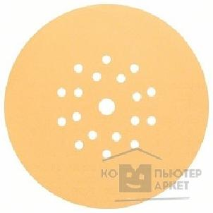 Bosch Bosch 2608621034 25 шлифлистов Best for Wood+Paint O225, 9 отверстий K80