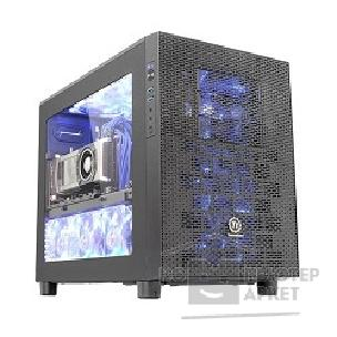 Корпус Thermaltake Case Tt Core X9 [CA-1D8-00F1WN-00] E-ATX Cube/ win/ black/ USB 3.0/ no PSU