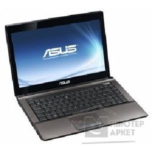 "Ноутбук Asus K43TA A4 3300M/ 3072/ 320/ DVD-Super-Multi/ 14.0"" W HD/ HD6650 1G/ Camera/ Wi-Fi/ Windows 7 Basic [90N6XC-128W2213-RD13AC]"