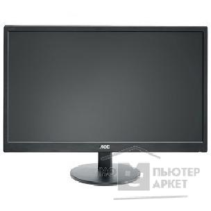 "Монитор Aoc LCD  23"" E2370SN Black LED, LCD, Wide, 1920x1080, 5 ms, 90°/ 65°, 200 cd/ m, 20M:1"