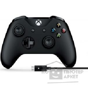 Геймпад Microsoft GAMEPAD Xbox Controller + Cable for Windows [4N6-00002]