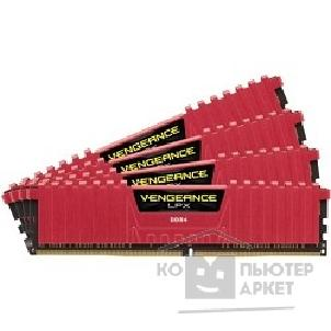 Модуль памяти Corsair  DDR4 DIMM 16GB Kit 4x4Gb CMK16GX4M4A2800C16R