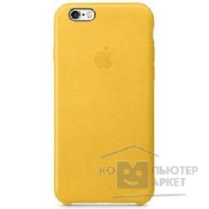 ���������� � ����������,��������� Apple MMM22ZM/ A  iPhone 6/ 6s Leather Case - Marigold