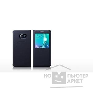 Samsung Чехол для  Galaxy S6 Edge+  S-View black SAM-EF-CG928PBEGRU